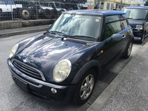 BMW MINI COOPER ONE for parts in Okinawa, Japan