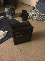 Yamaha guitar amp in Clarksville, Tennessee