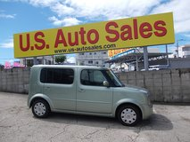 2004 NISSAN CUBE 3/CUBIC in Okinawa, Japan