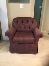 CHAIR, UPHOLSTERED in Great Lakes, Illinois