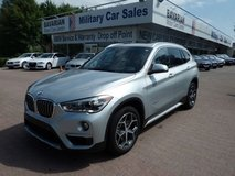 2017 BMW X-1 w/Active Cruise in Spangdahlem, Germany