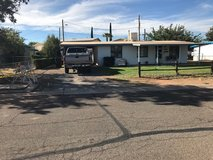 4 Bedroom with Fenced yard, work shop,  365 Peterson St in Fort Huachuca, Arizona