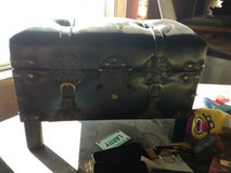 Leather Storage Chest in Cannon AFB, New Mexico