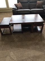 Coffee Table solid wood in Oswego, Illinois