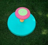 22-V  Playskool Childs Sit And Spin Seat. in Alamogordo, New Mexico