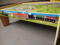 Kid's Train Table in Wilmington, North Carolina