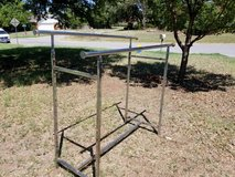 Heavy duty clothes rack in Lawton, Oklahoma