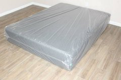 Queen Tuft and Needle Mint Model mattress Memory FOAM in Spring, Texas