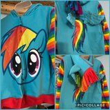 Rainbow Dash light weight jacket in Warner Robins, Georgia