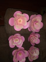 Paper flowers:) in Fort Campbell, Kentucky