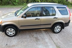 2005 Honda CR-V- Clean Title in Bellaire, Texas