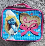 Smurfs Lunchbox in Fort Campbell, Kentucky