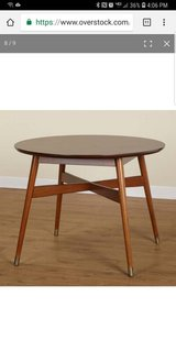 Mid Century Modern Dining Table (brand new) in Fort Carson, Colorado