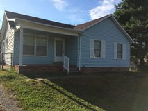3 bedroom 1 (double access) bath, House for Rent, Shed, fenced Yard, Central H&A, Pets OK in Clarksville, Tennessee