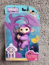 Purple Monkey Fingerlings in Clarksville, Tennessee