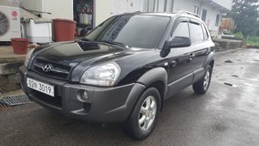 LOW MILES! 2006 HYUNDAI TUCSON-AUTO-BACK UP SENSOR-CLEAN IN& OUT-96K MILES in Camp Humphreys, South Korea