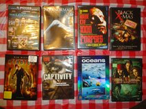 a collection of 39 movies - some containing two dvd's each in The Woodlands, Texas