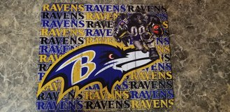Ravens mouse pad in Fort Benning, Georgia