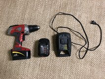 Skil Drill with 2 batteries and charger in Fort Sam Houston, Texas