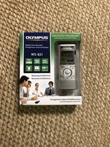 Voice recorder (Olympus) in Lackland AFB, Texas