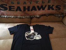 SEATTLE SEAHAWKS - NFL Team Apparel Women's T-Shirt (Navy Medium) *** NEW *** in Tacoma, Washington