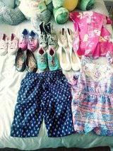 job lot of girls shoes and few clothes name brands in Lakenheath, UK