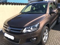 2013 WV Tiguan 2.0 TDI Fully loaded (Price firm) in Baumholder, GE