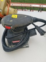 craftsman 2.0 sander in Fort Campbell, Kentucky