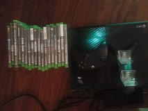 XBOX ONE AND 18 GAMES in Yucca Valley, California
