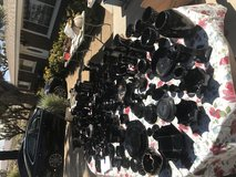 Black amethyst collection over 100pieces in Yucca Valley, California