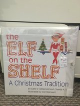 Hardcover book - The Elf on the Shelf - Like new! in Chicago, Illinois