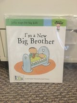 Hardcover Book - I'm a New Big Brother in Lockport, Illinois