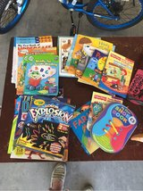 lot of kids books in Nellis AFB, Nevada