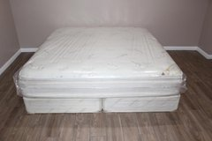King Size Mattress - Eurotop Imperial Innovations (Bamboo) in Tomball, Texas