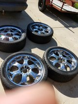 22s need gone 5 lug universal in Yorkville, Illinois