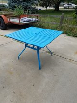 patio table in Oswego, Illinois