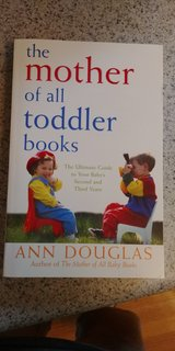 """Mother of all Toddler Books"" by Ann Douglas in Bolingbrook, Illinois"