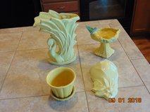 McCoy Pottery - bundle of 4 in Fort Lewis, Washington