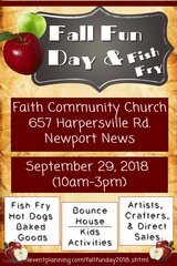 Fall Fun Day & Fish Fry in Hampton, Virginia