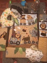safari baby bedding in Cleveland, Texas