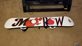 Snow boards and bindings in Alamogordo, New Mexico