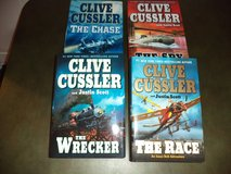 CLIVE CUSSLER Isaac Bell in Warner Robins, Georgia