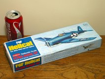Guillow's WWII Hellcat Flying Balsa Model Fighter Plane Kit in Naperville, Illinois