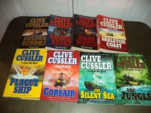 Clive Cussler Oregon Files in Warner Robins, Georgia