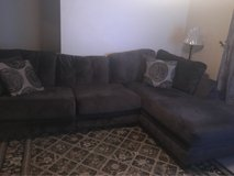 Sectional with chaise in Fort Jackson, South Carolina