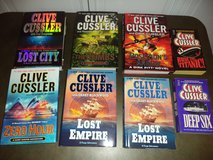 Clive Cussler mix in Warner Robins, Georgia