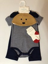 Starting Out boys puppy outfit in Kingwood, Texas