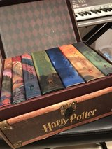 Harry Potter Hardcover Boxed Set (Books 1-7) in Okinawa, Japan