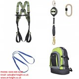Kratos Construction Fall Protection Safety Harness Kit FA301301 in Ansbach, Germany