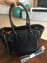 Black leather Aldo purse PRICE DROP FROM $50 in Stuttgart, GE